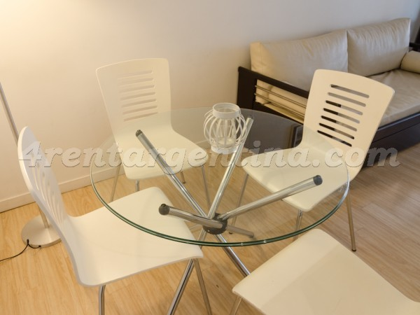 Laprida et Juncal XIII, apartment fully equipped