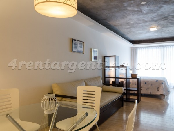 Laprida et Juncal XIII: Apartment for rent in Recoleta