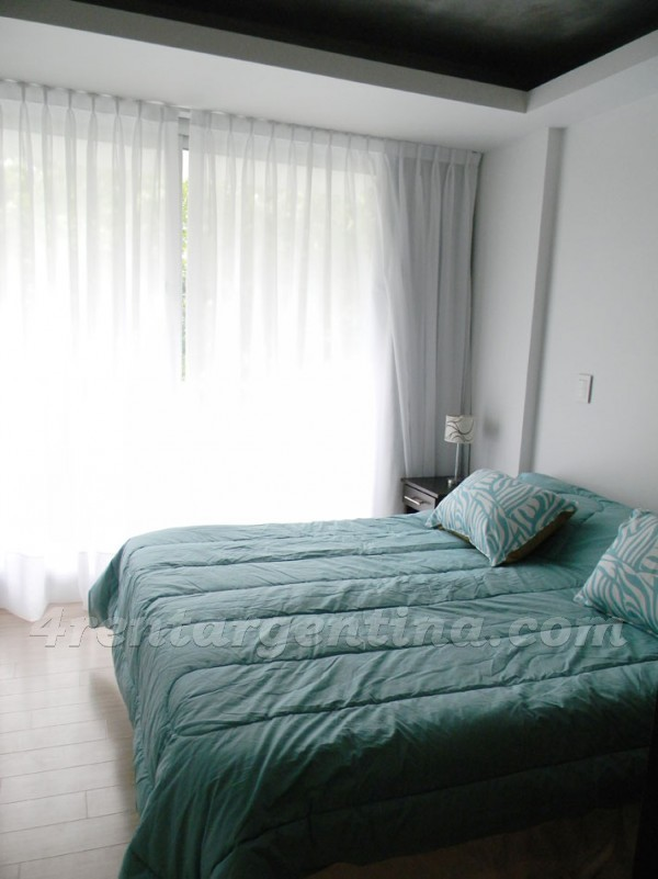 Laprida and Juncal XIV: Apartment for rent in Buenos Aires