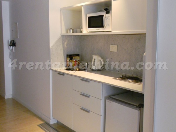 Laprida and Juncal XIV, apartment fully equipped