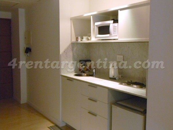 Laprida and Juncal XVII: Apartment for rent in Buenos Aires