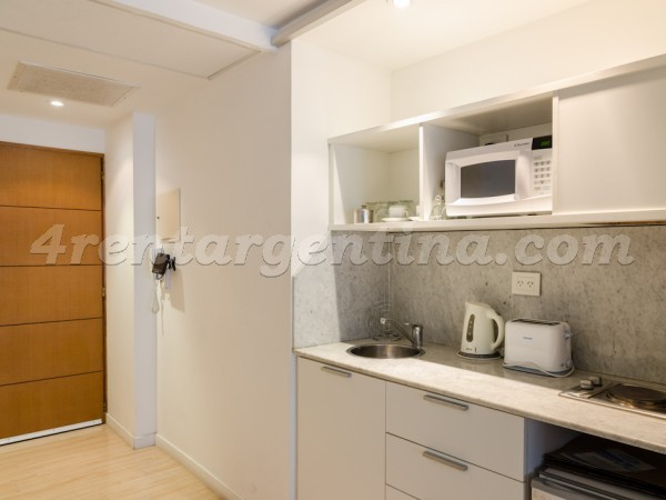 Laprida and Juncal XVI: Apartment for rent in Buenos Aires