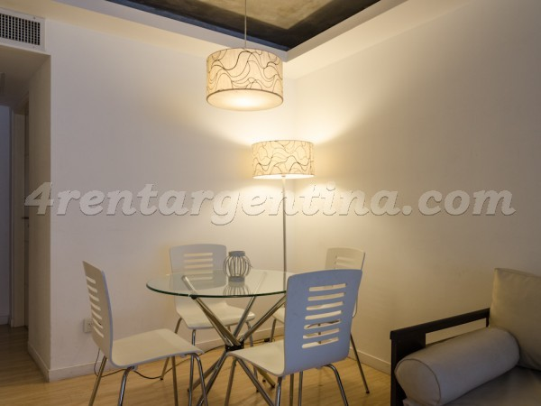 Apartment Laprida and Juncal XV - 4rentargentina