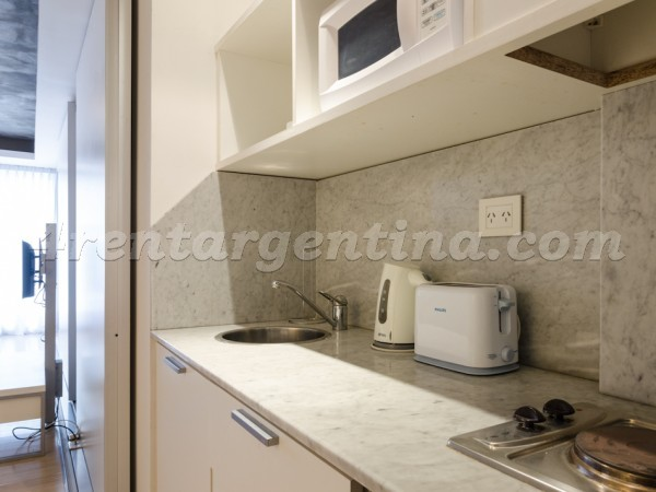 Laprida and Juncal XV: Apartment for rent in Buenos Aires