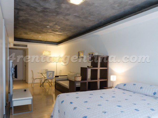 Laprida et Juncal XV: Apartment for rent in Recoleta