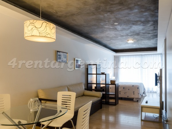 Laprida and Juncal XV: Apartment for rent in Recoleta