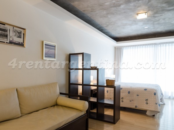 Laprida et Juncal XV, apartment fully equipped