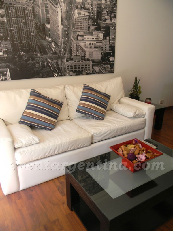 Apartment Oro and Juncal - 4rentargentina