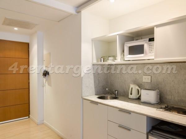 Laprida and Juncal XVIII: Apartment for rent in Recoleta