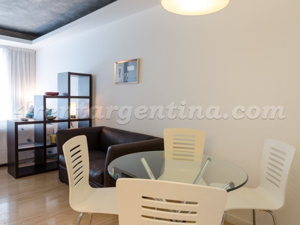 Laprida et Juncal XVIII: Apartment for rent in Recoleta