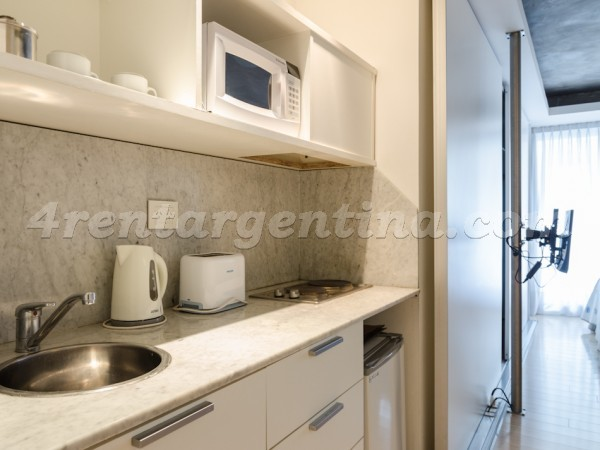 Laprida et Juncal XVIII, apartment fully equipped
