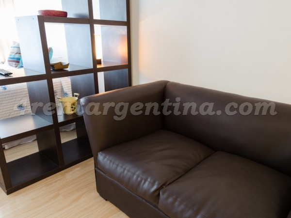 Laprida and Juncal XIX: Apartment for rent in Buenos Aires