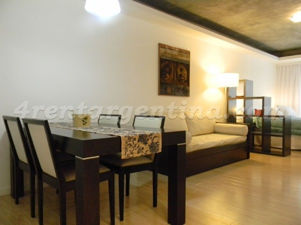 Apartment Laprida and Juncal XX - 4rentargentina