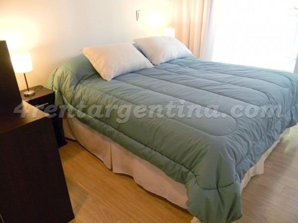 Laprida and Juncal XXI: Apartment for rent in Buenos Aires