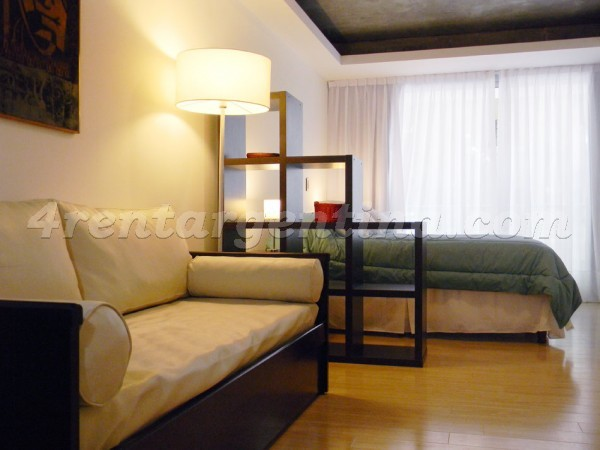 Laprida and Juncal XXI: Apartment for rent in Recoleta