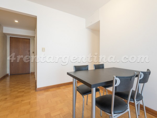 Cabildo and Matienzo, apartment fully equipped
