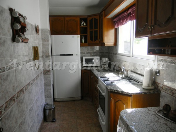 Ibera et Moldes, apartment fully equipped