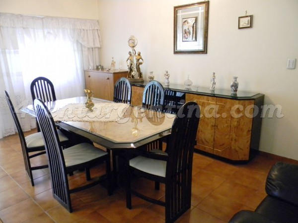 Ibera et Moldes: Apartment for rent in Belgrano