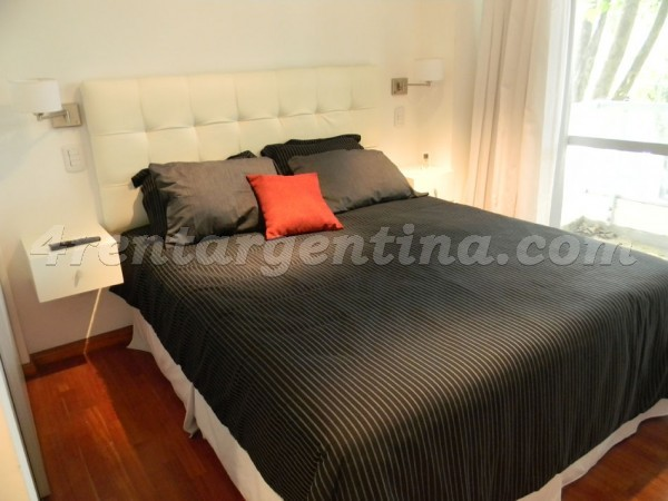 Fitz Roy and Soler II: Apartment for rent in Palermo