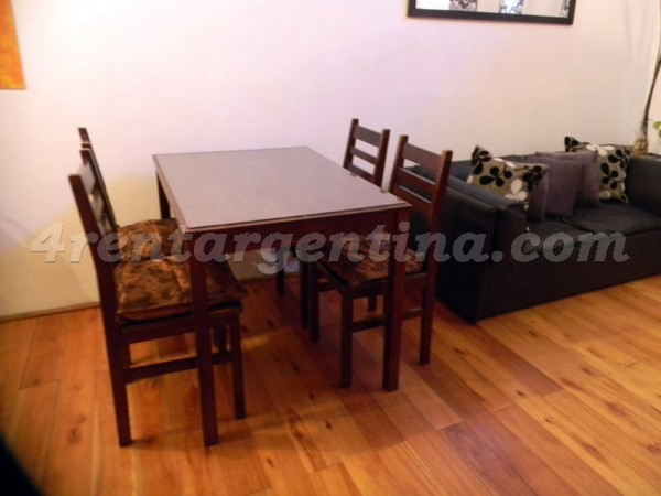 Apartment Armenia and Paraguay V - 4rentargentina