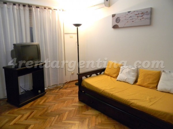 Apartment M.T. Alvear and Azcuenaga - 4rentargentina