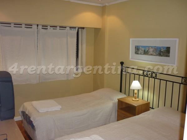 Apartment Araoz and Santa Fe - 4rentargentina