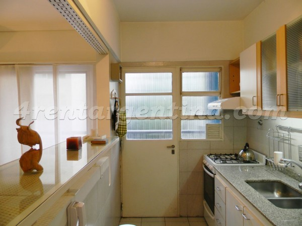 Juncal and Oro II, apartment fully equipped