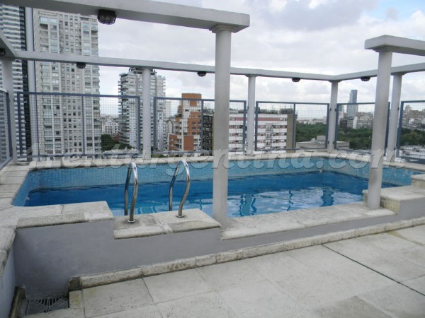 Apartment Juncal and Oro II - 4rentargentina