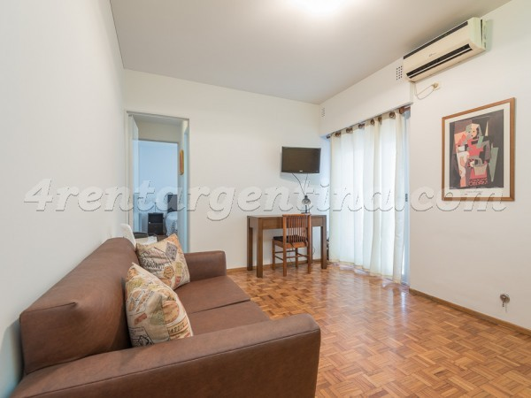 Baez and Jorge Newbery: Apartment for rent in Las Ca�itas