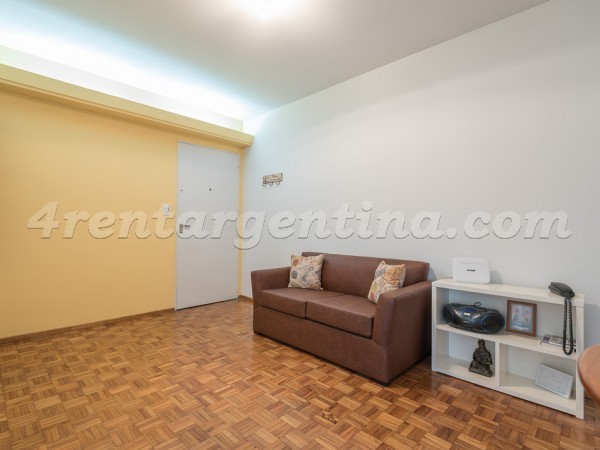 Baez and Jorge Newbery: Apartment for rent in Buenos Aires