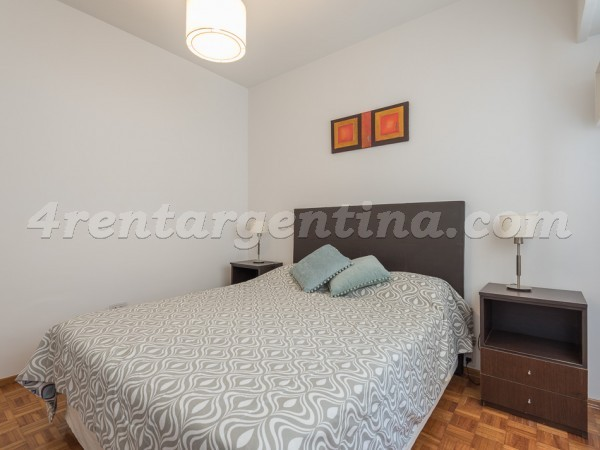 Apartment Baez and Jorge Newbery - 4rentargentina