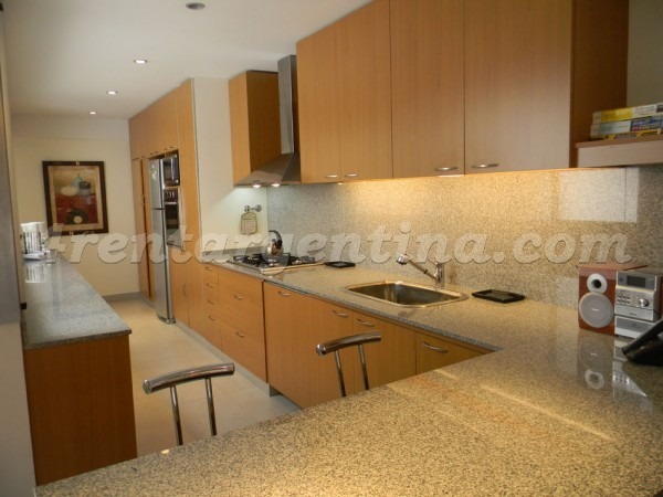 Galileo and Las Heras: Apartment for rent in Buenos Aires