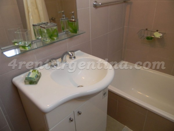 Darregueyra and Santa Fe: Apartment for rent in Palermo