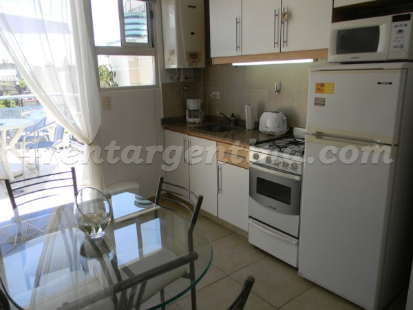 Darregueyra and Santa Fe: Apartment for rent in Buenos Aires