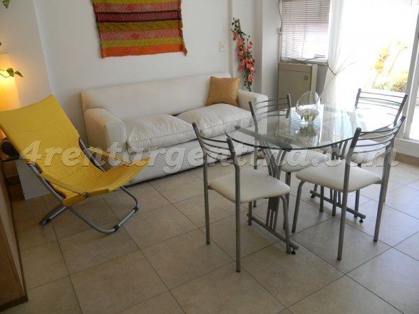 Darregueyra and Santa Fe: Furnished apartment in Palermo