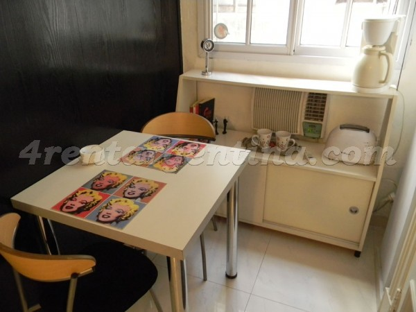 Corrientes and Maipu V: Apartment for rent in Downtown