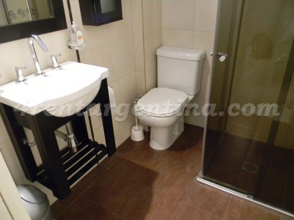Corrientes and Maipu V, apartment fully equipped