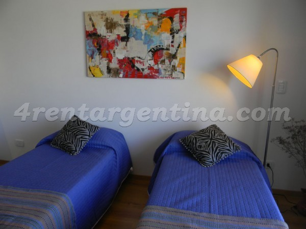 Apartment Corrientes and Jean Jaures V - 4rentargentina