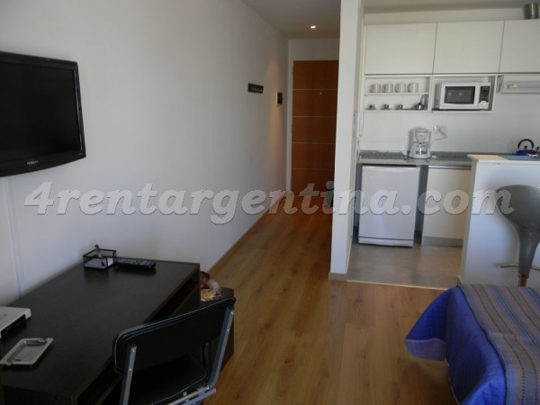 Corrientes and Jean Jaures V, apartment fully equipped