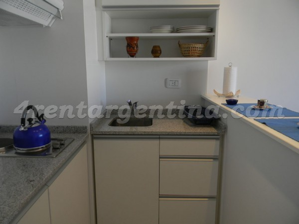 Corrientes and Jean Jaures V: Apartment for rent in Buenos Aires