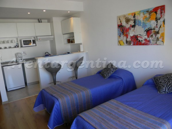 Corrientes et Jean Jaures V: Apartment for rent in Abasto