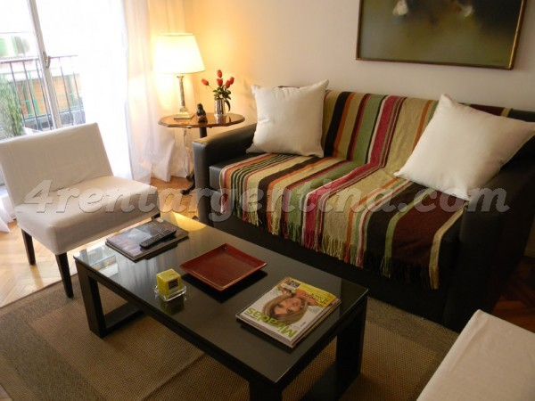Apartment Pacheco de Melo and Callao - 4rentargentina