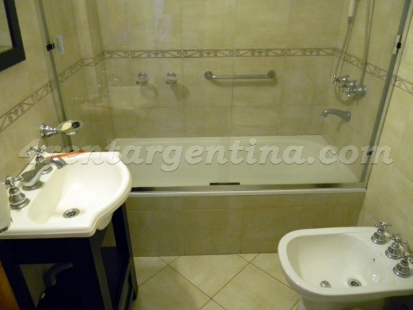 Pacheco de Melo and Callao: Apartment for rent in Recoleta