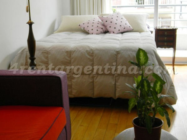 Aguero and Santa Fe: Apartment for rent in Buenos Aires