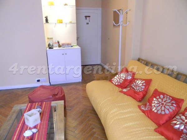 Arenales and Billinghurst I, apartment fully equipped