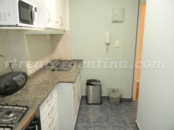 Apartment Arenales and Billinghurst I - 4rentargentina