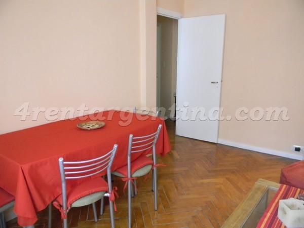 Apartment Arenales and Billinghurst I - 4rentargentina