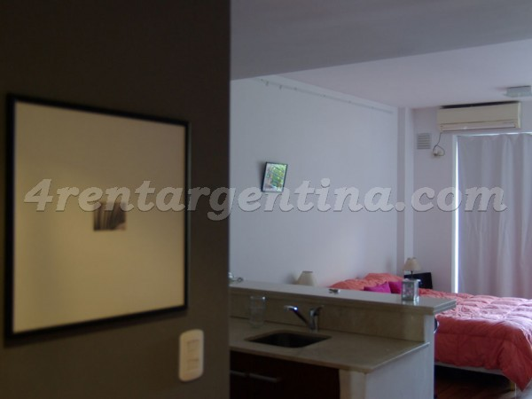 Soldado de la Independencia and Zabala: Apartment for rent in Las Ca�itas