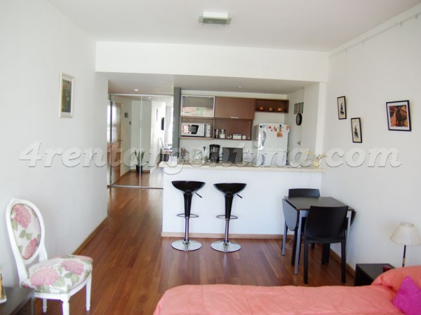 Soldado de la Independencia and Zabala, apartment fully equipped