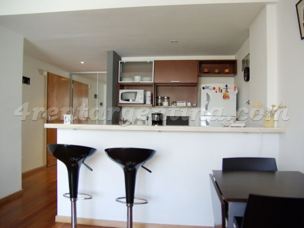 Soldado de la Independencia and Zabala: Apartment for rent in Buenos Aires